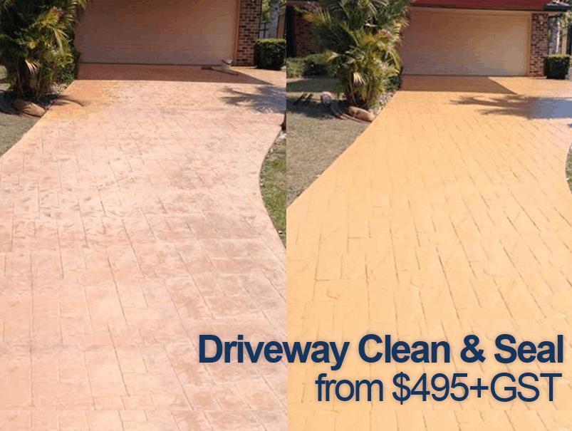 Driveway Sealing Brisbane-SEQ Epoxy Flooring
