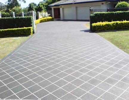 Driveway Sealing-SEQ Epoxy Flooring