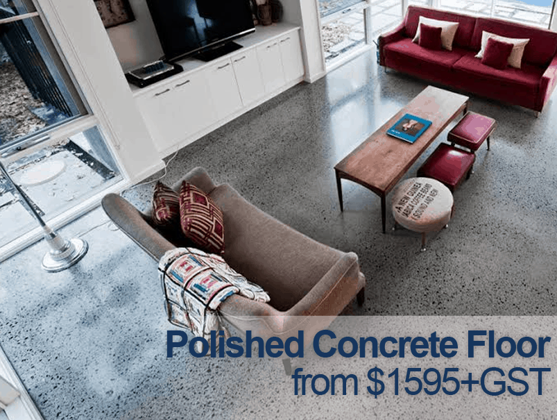 Polished Concrete Brisbane-SEQ Epoxy Flooring