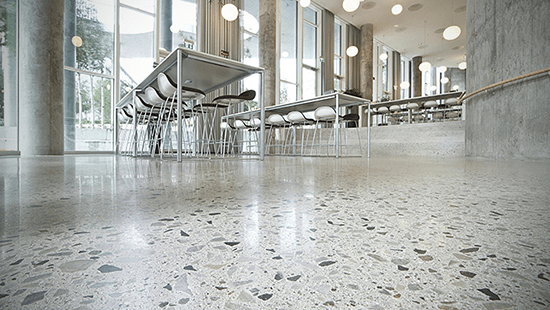 Polished Concrete-SEQ Epoxy Flooring