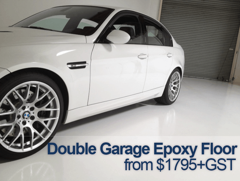 plain epoxy garage floor-SEQ Epoxy Flooring
